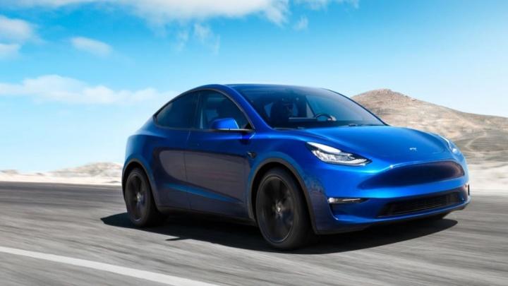Tesla Model Y. Foto: Archivo.