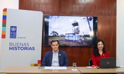 PNUD realizó la presentación del Informe de Resultados Paraguay 2015-2019. Foto: Gentileza