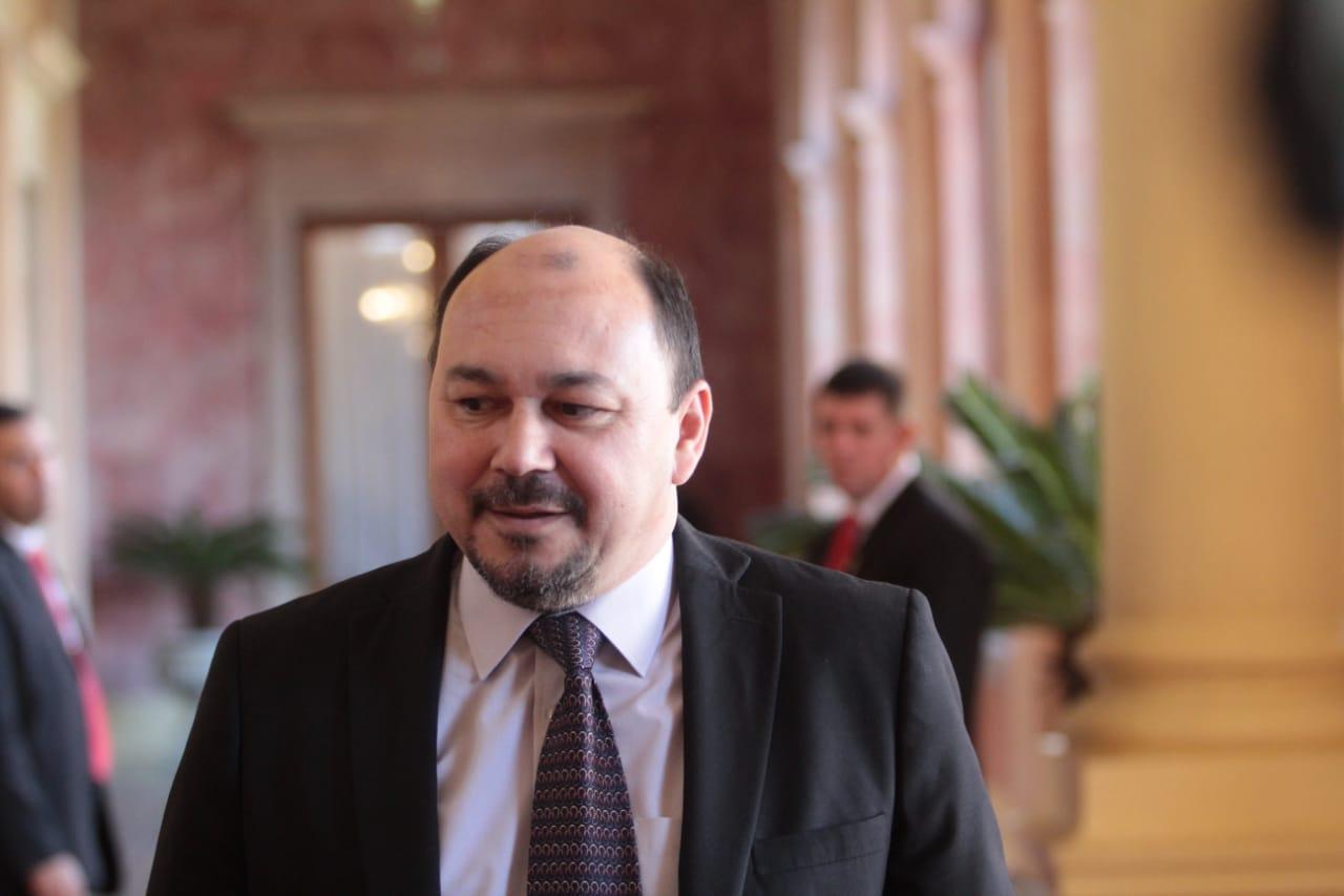 Julio Fernández. foto: presidencia