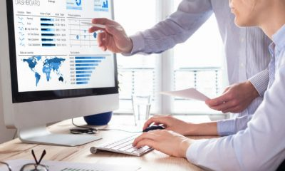 Análistas de datos tienen alta demanda laboral, según el Banco Mundial. Foto: Ilustración