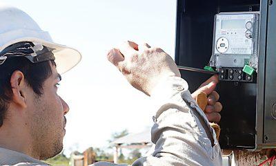 ANDE y ESSAP dejarían sin luz y agua a más de 80 usuarios. Foto: IP