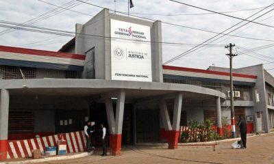 Dispusieron cierre temporal de Tacumbú y cambios en área de Penitenciarías. Foto: Captura de video.
