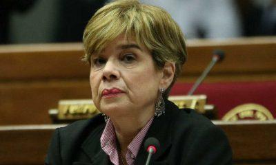 Senadora Desirée Masi. Foto: Archivo