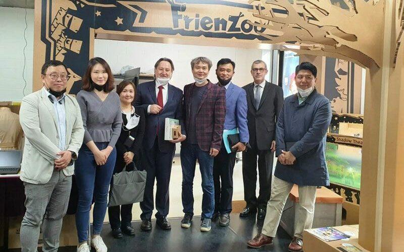 Empresarios coreanos exploran oportunidades de negocios: Foto: MIC