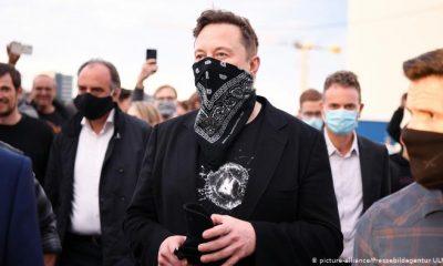 Elon Musk, dueño de Tesla y SpaceX, aumentó 242% su fortuna en 2020. Foto: DW