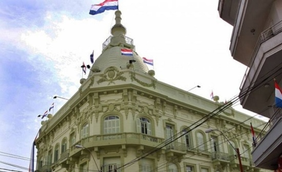 Ministerio de Hacienda. Foto: Archivo