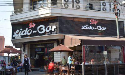 Lido Bar restaurante de Asunción. Foto: Gentileza.