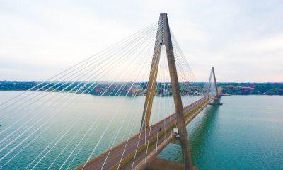 Comerciantes de Posadas no quieren abrir puente con Encarnación. Foto: Archivo