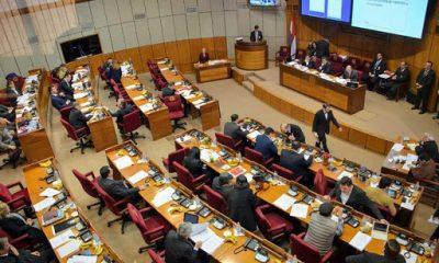 Cámara de Senadores. Foto: Archivo
