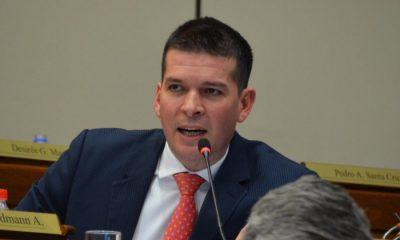 El senador cartista Sergio Godoy. Foto: Archivo