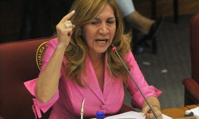 Zulma Gomez senadora. Foto Gentileza