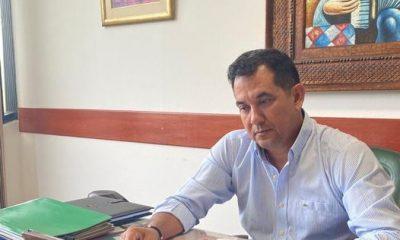 Senador colorado Martin Arevalos. Foto Gentileza.