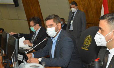 Pedro Alliana, presidente de Diputados. Foto Gentileza HCD