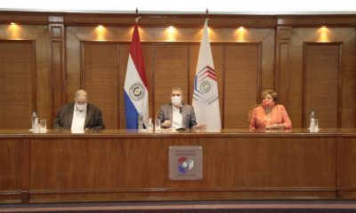 Tribunal Superior de Justicia Electoral. Foto Tsje