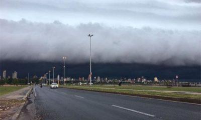 Alerta tormentas. Imagen ilustrativa de archivo.