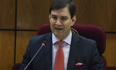 El senador Silvio Beto Ovelar. (GENTILEZA).