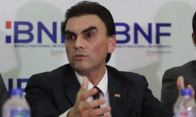 Carlos Pereira, ex presidente de BNF. Foto Gentileza
