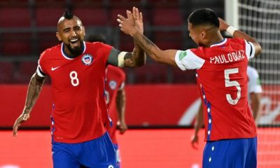 Chile logró un gran triunfo ante Perú, ahora va por todo contra Venezuela. Foto: redgol.com
