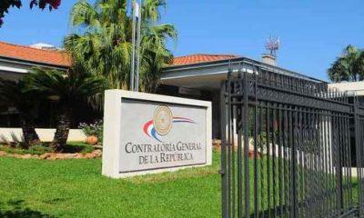 Contraloría General de la República. Foto: Gentileza.
