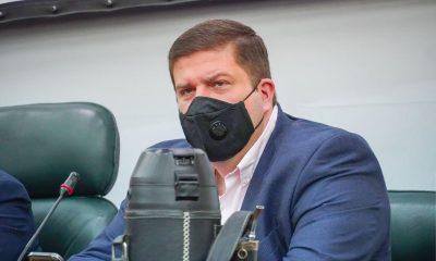 Patrick Kemper, senador Hagamos. Foto Gentileza.