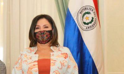 Titular del Indert, Gail Gina González Yaluff. Foto: Archivo.