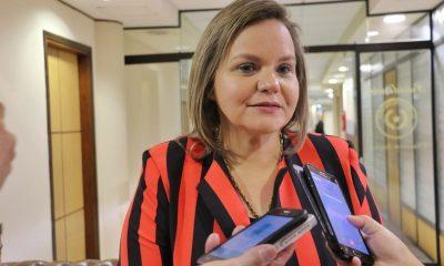 Senadora Lilian Samaniego. Foto Gentileza