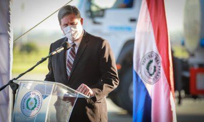 Finalmente no corrió en Diputados la interpelación del presidente de la ESSAP Natalicioi Chase. Foto: FB