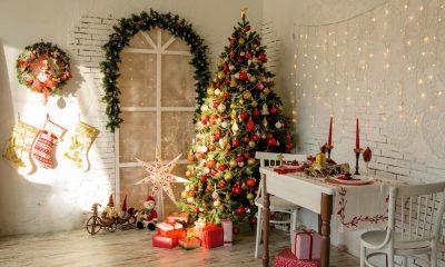 Las mejores tendencias en decoración para transformar el hogar esta Navidad. Foto: Internet.