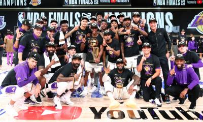 El nuevo calendario de la NBA contempla la reducción de 82 a 72 partidos por franquicia, evitando así los viajes y los riesgos de contagio. Foto: nba.com.