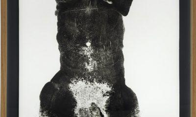 Obra de Osvaldo Salerno donada por la Colección Mendonca al Museo de Los Ángeles. Foto: Gentileza.