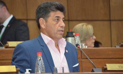 Senador Victor Rios. Foto Gentileza