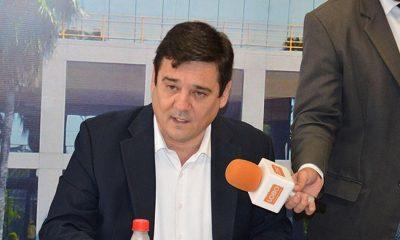 Salyn Buzarquis, senador liberal. Foto Gentileza.