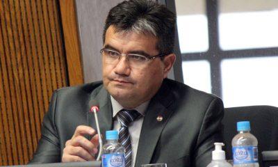 Edgar Acosta, diputado liberal por Central. Foto Gentileza.