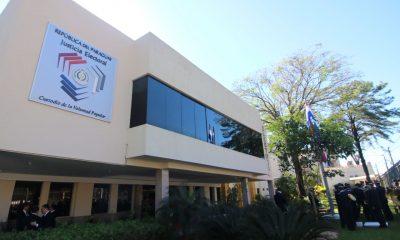 Sede del TSJE. Foto: Gentileza