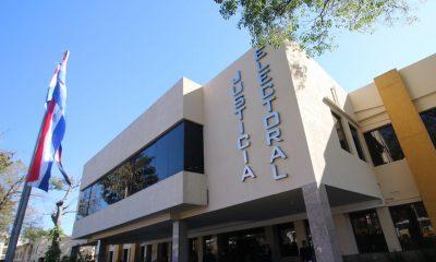 Sede del Tribunal Superior de Justicia Electoral. Foto: Agencia IP