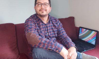 Alfredo Guachiré. Gentileza