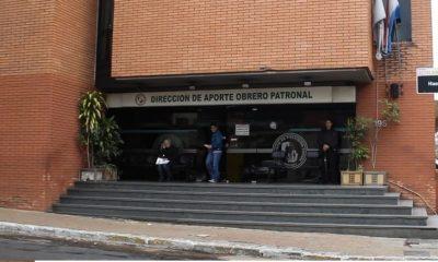 IPS informó de un aumento en la recaudación de los aportes obrero patronales impactados también por la pandemia. Foto: IP