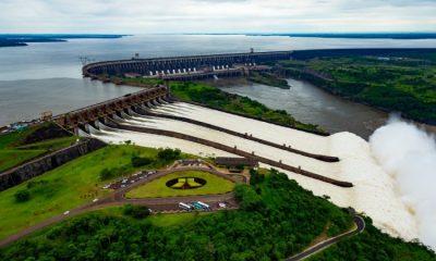 La sequía podría afectar a la generación de energía eléctrica. (GENTILEZA).