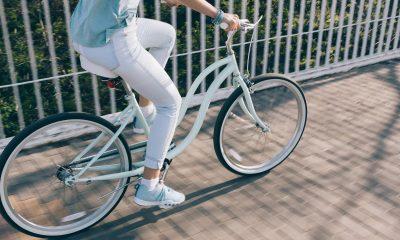 Pedalear ayuda a mantenerse sano. Foto: Pinterest