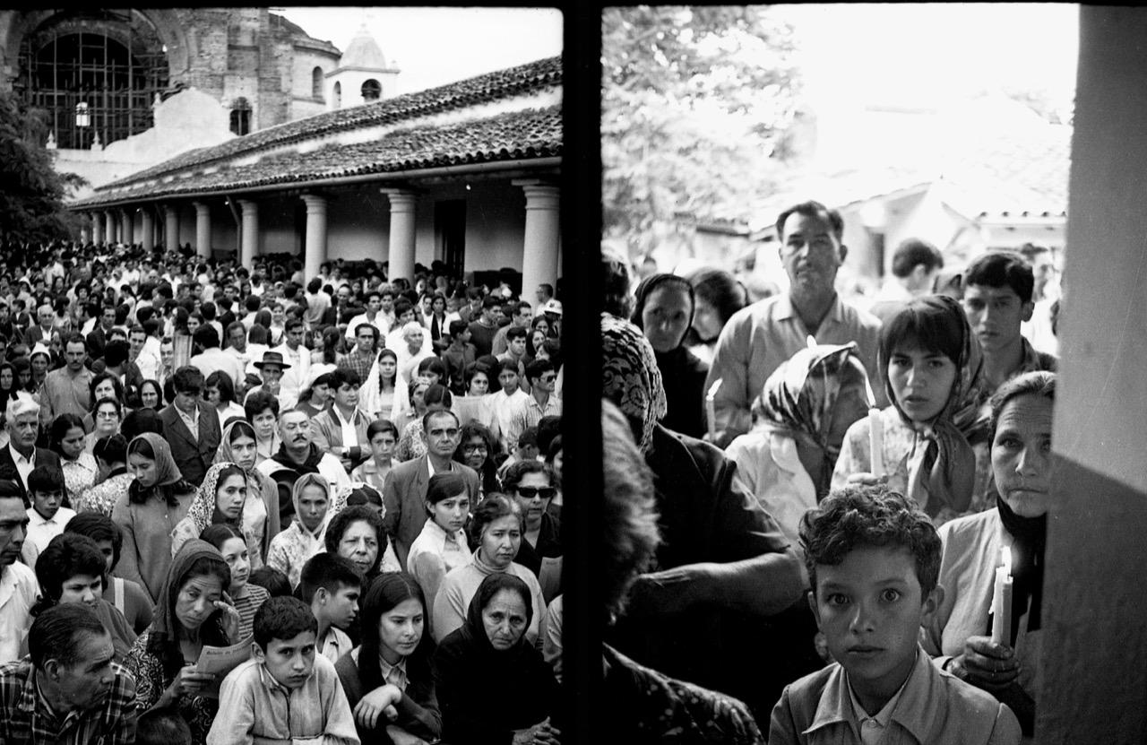 Caacupé, 1974 © José María Blanch