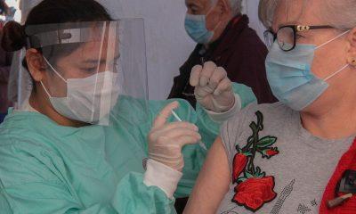 Vacunación. Foto: Gentileza