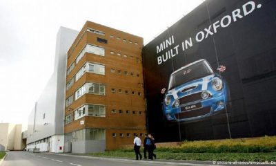 El gran perdedor: la industria automotriz. Foto: Dw