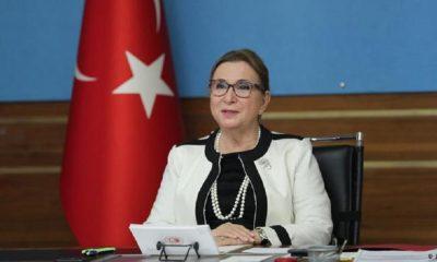 La ministra de Comercio de Turquía, Ruhsar Pekcan. Foto: Dw