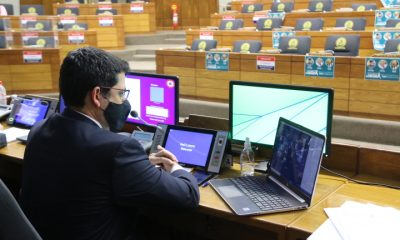 Presidente de la Comisión Permanente. Foto Gentileza