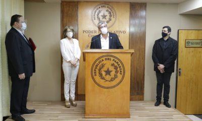 Rubén Vázques director de Finanzas del Congreso, Foto HCS.