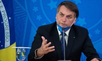 Presidente del Brasil, Jair Bolsonaro. Foto: Twitter
