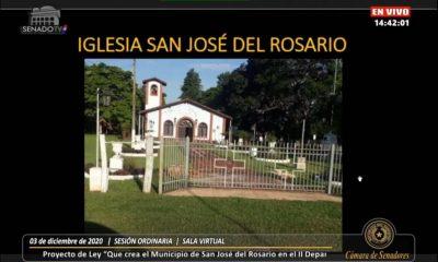 San Jose del Rosario. Foto HCS
