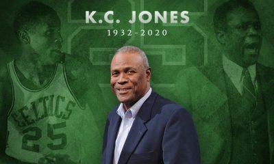 K.C. Jones perteneció a las Boston Celtics. Foto: Internet.