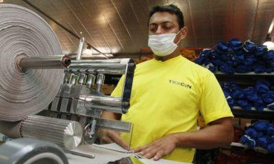 """El segundo de mayor peso en las exportaciones totales es el de """"confecciones y textiles"""", con 17 por ciento. Foto: Agencia IP."""