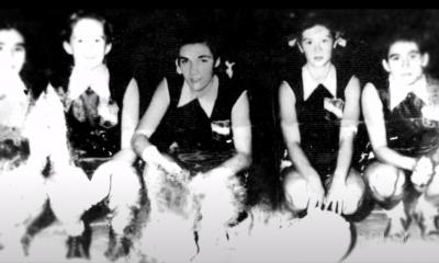 Ñeca fue la capitana de la Selección Paraguaya que aquel recordado 28 de abril de 1952 consiguió el primer Sudamericano de Básquetbol. Foto: Captura.